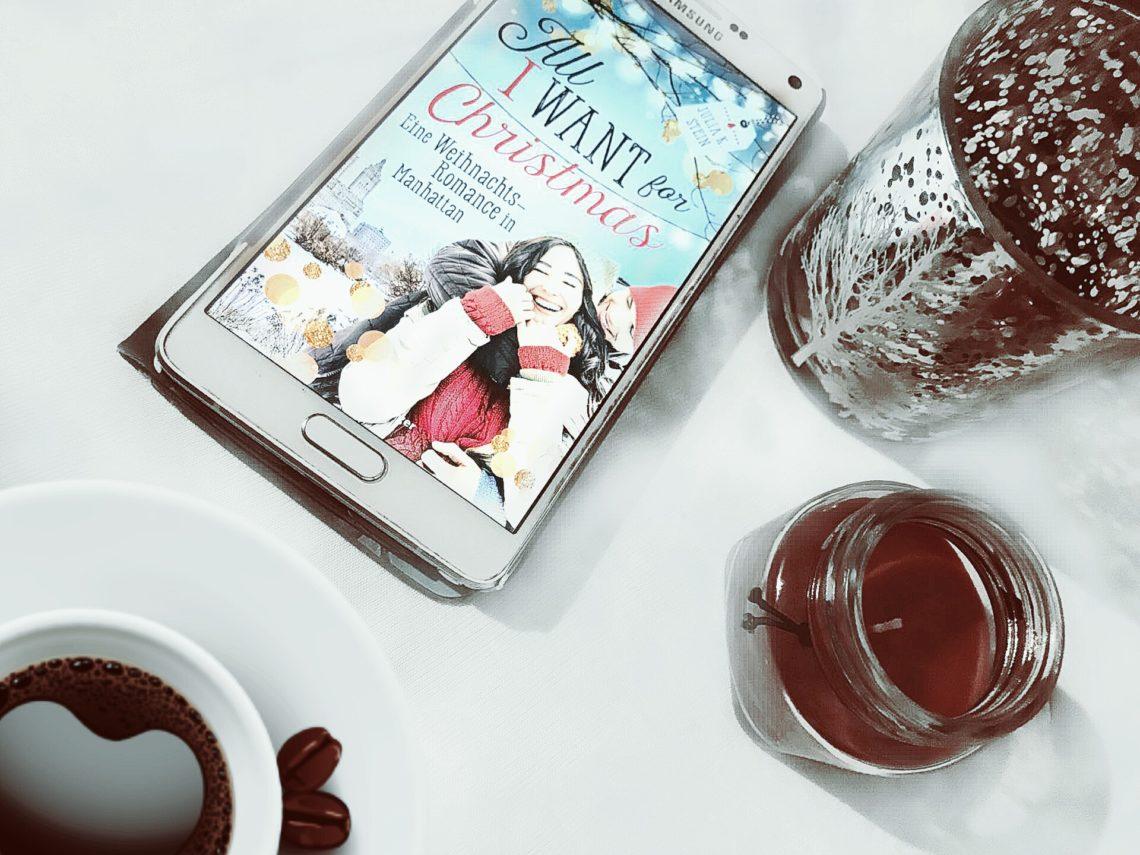 Julia K. Stein - All i want for Christmas: Eine Weihnachts-Romance ...